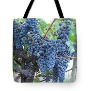 Calistoga Bloom Tote Bag