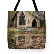 Callaway Gardens Chapel-pine Mountain Georgia Tote Bag