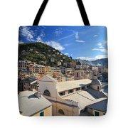 Camogli. Italy Tote Bag