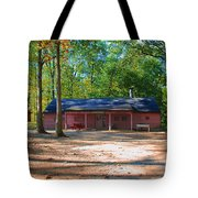 Camp Milton Tote Bag