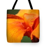 Canna Lily Named Wyoming Tote Bag