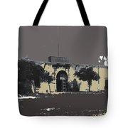 Canutillo Hacienda As Given To Pancho Villa  C.1920-2013 Tote Bag