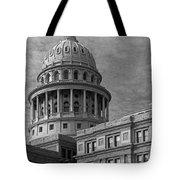 Capitol At Dawn Tote Bag
