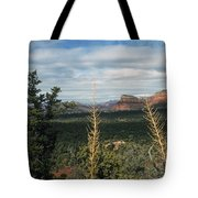 Capitol Butte Tote Bag