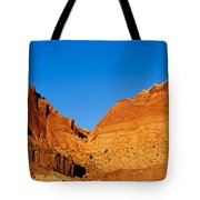 Capitol Reef National Park, Southern Tote Bag