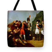 Capitulation Of Madrid Tote Bag