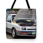 Car Show 043 Tote Bag