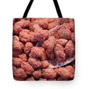 Caramelized Peanuts Tote Bag