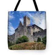 Carcassonne By Day Tote Bag