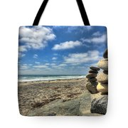Cardiff Stacks Tote Bag