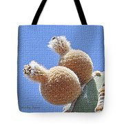 Cardon Cactus Fruit Tote Bag