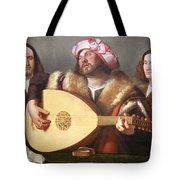 Cariani's A Concert Tote Bag