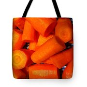 Carrots Ready To Cook Tote Bag