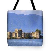 Castelli Di Cannero Tote Bag