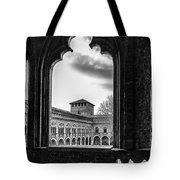 Castello Visconteo Tote Bag