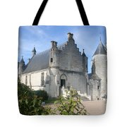 Castle Loches - France Tote Bag