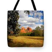 Cathedral Clearing Tote Bag