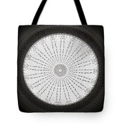 Ceiling Dome Tote Bag