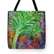 Celery Tree Tote Bag