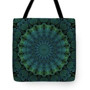 Celtic Corrugation Tote Bag