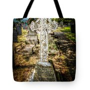 Celtic Cross Tote Bag by Adrian Evans