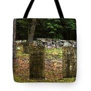 Cemetery Tote Bag