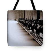 Central Park Mall Tote Bag