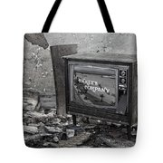 Channel Three  Tote Bag