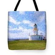 Chanonry Point Lighthouse Tote Bag
