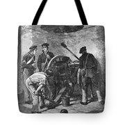 Chapultepec, 1847 Tote Bag