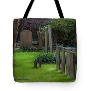 Charleston Graveyard Tote Bag
