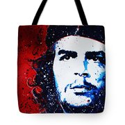 Che Tote Bag by Chris Mackie