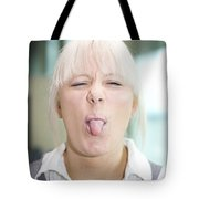 Cheeky Business Tote Bag