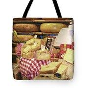Cheese Tote Bag