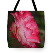 Cherry Cream Rose Tote Bag