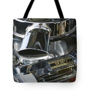 Chevrolet Engine Tote Bag