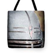 Chevrolet Hood Emblem - Grille Emblem Tote Bag