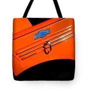 Chevrolet Hood Tote Bag