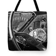 Chevrolet Steering Wheel Emblem Tote Bag