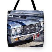 Chevy Malibu Tote Bag