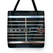 Chevy Super Sport II Emblem Tote Bag