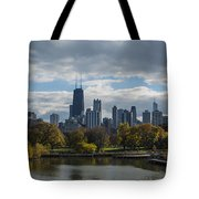 Chicago Lincoln Park Tote Bag