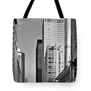 Chicago State Street - That Great Street Tote Bag