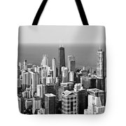 Chicago - That Famous Skyline Tote Bag