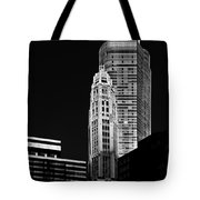 Chicago - Trump International Hotel And Tower Tote Bag