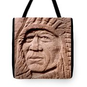 Chief-iron-tail Tote Bag