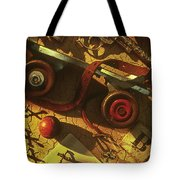 Childhood Memories Tote Bag by Garry Gay