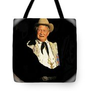 Chill Wills Old Tucson Arizona 1971-2008 Tote Bag