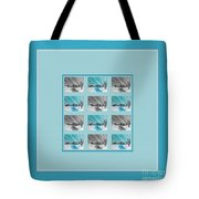 Chilly Winter Day Tote Bag