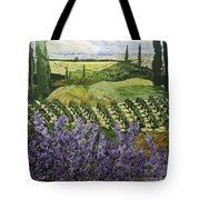 Chinaberry Hill Tote Bag